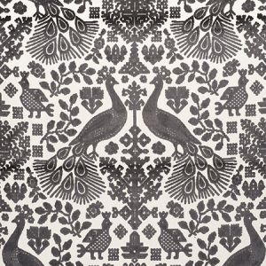 72970 PAVONE VELVET Carbon Schumacher Fabric