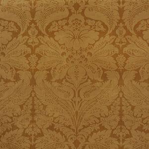 73953 CORDWAIN VELVET Gold Schumacher Fabric