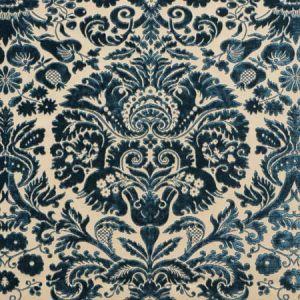 74070 MORIMONT VELVET Lake Schumacher Fabric