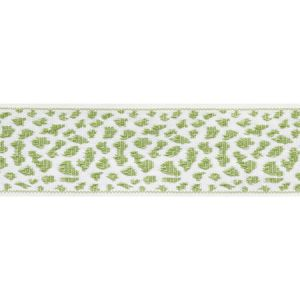 75852 Leopard Tape Leaf Schumacher Trim