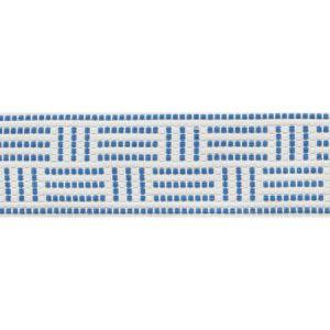75960 Brickell Tape Blue Schumacher Trim
