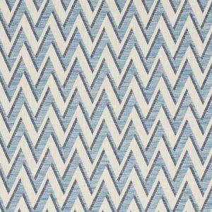 76033 DARTMOOR Blue Schumacher Fabric