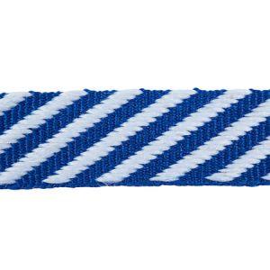 76105 TWILL TAPE Navy Schumacher Trim