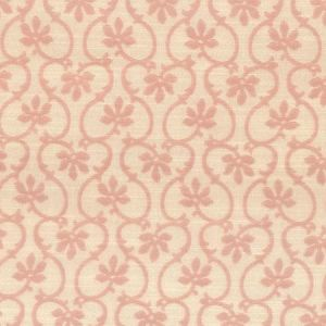 FLORAL SCROLL Stout Fabric