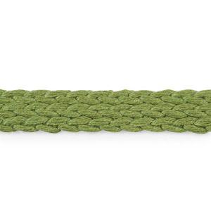 76281 Braided Linen Tape Leaf Schumacher Trim
