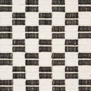 76741 ELKHART Black Schumacher Fabric