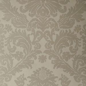 90012W MANDERLEY B Limestone 01 Vervain Wallpaper