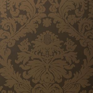 90011W MANDERLEY Walnut Shell 03 Vervain Wallpaper