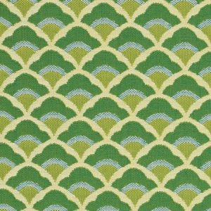 77182 WILHELM Kelly Green Schumacher Fabric