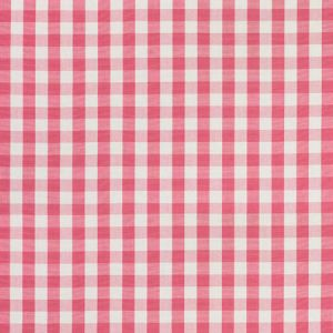 77310 ELTON COTTON CHECK Magenta Schumacher Fabric