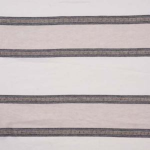 77430 SENITA STRIPE SHEER Neutral Schumacher Fabric