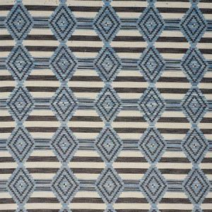 77442 MANTA PERFORMANCE Blue Schumacher Fabric