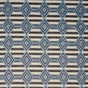 77442 MANTA PERFORMANCE Blue Schumacher Fabric