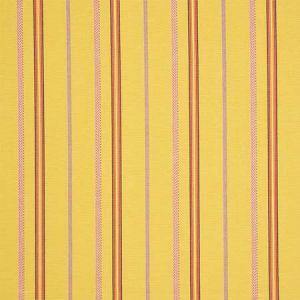 77452 KAYENTA STRIPE Yellow Schumacher Fabric