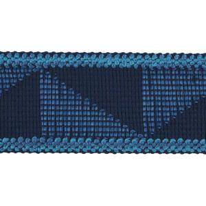 78530 TEAGUE TAPE INDOOR OUTDOOR Blue Schumacher Trim