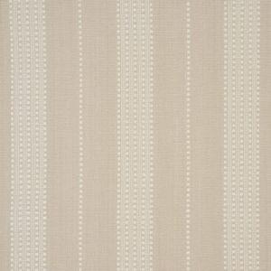 79091 LUBECK STRIPE Natural Schumacher Fabric