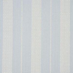 79092 LUBECK STRIPE Sky Schumacher Fabric