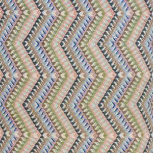 79221 AMATES HAND WOVEN BROCADE Chalked Schumacher Fabric