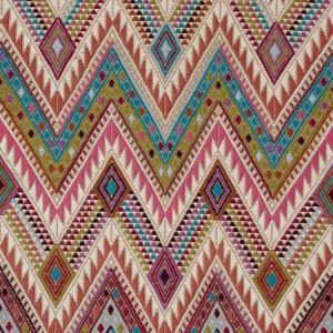 79241 COYOLATE HAND WOVEN BROCADE Nougat Schumacher Fabric