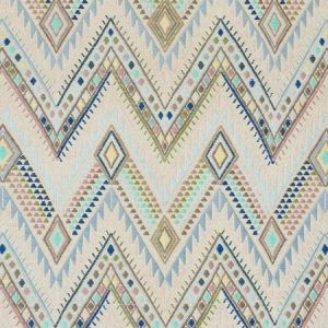 79242 COYOLATE HAND WOVEN BROCADE Arctic Schumacher Fabric