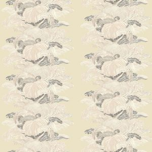 90002W LES PLUMES Canefield 04 Vervain Wallpaper