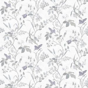 90003W MONARCH Cool Fog 01 Vervain Wallpaper