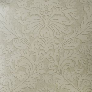 90020W MANDERLEY S Pale Bone 01 Vervain Wallpaper