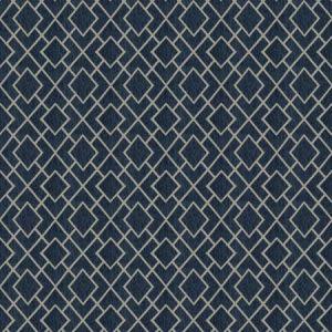 04356 Navy Trend Fabric