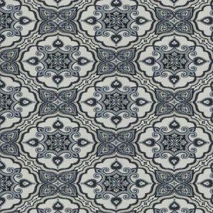 04357 Indigo Trend Fabric