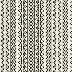 YUCATAN Obsidian S. Harris Fabric
