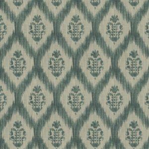IDOL IKAT Robin's Egg Fabricut Fabric