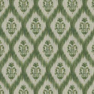 IDOL IKAT Greenery Fabricut Fabric