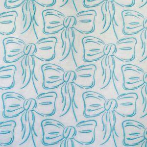 A9 00011916 BOUTIQUE BOW Mint Scalamandre Fabric
