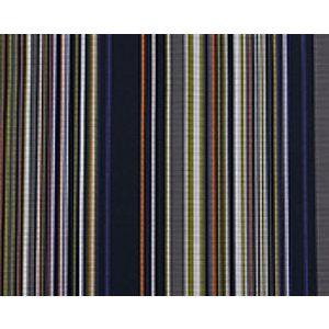 A9 00051843 STRIPE MANIA Tropical Black Scalamandre Fabric
