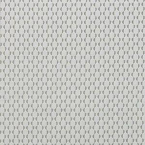 A9 0001 3600 LUMNI Silver White Scalamandre Fabric