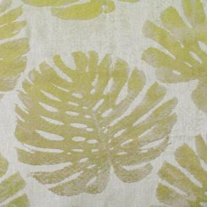A9 0003 PALM PALM LEAVES Lima Yellow Scalamandre Fabric