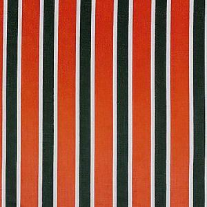 A9 0004 CABA CABANA Surf Club Orange Scalamandre Fabric