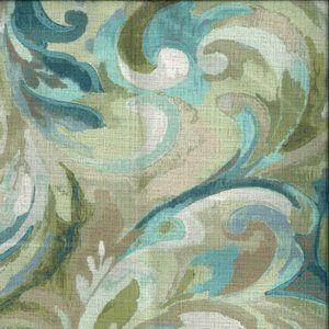 ALBEE Palm Norbar Fabric