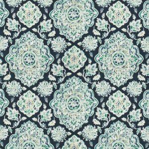 ALIYANA 1 Navy Stout Fabric