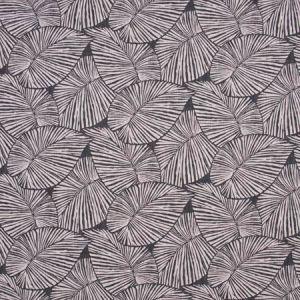ALL EARS Charcoal Carole Fabric