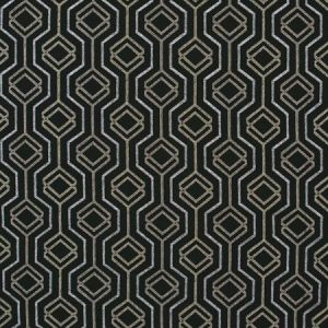 ALL ITS OWN Onyx Carole Fabric