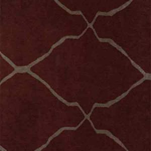 AM100038-9 OAKLEY Red Kravet Fabric