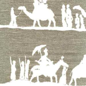 AM100045-106 TIMBUKTU Taupe Kravet Fabric