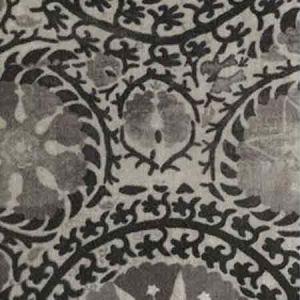 AM100050-21 IZNIK Charcoal Kravet Fabric