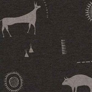 AM100061-21 PRAIRIE Charcoal Kravet Fabric