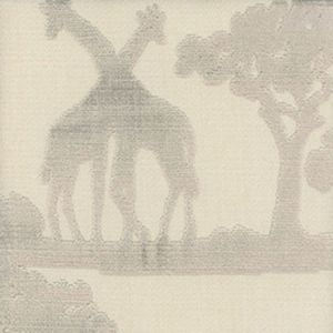 AM100067-106 SAFARI GIRAFFE Taupe Kravet Fabric