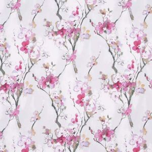ANOTHER TIME Wisteria Carole Fabric