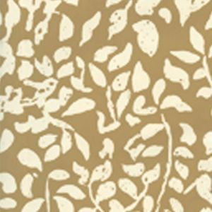 2035-05WP ARBRE DE MATISSE REVERSE Taupe On Off White Quadrille Wallpaper