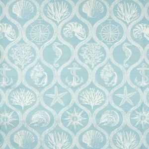 B6874 Aquamarine Greenhouse Fabric