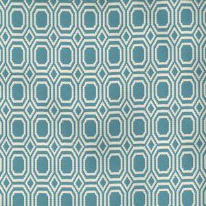 BANCROFT Aqua Norbar Fabric
